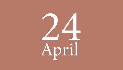 Privéshoppen zaterdag 24 april