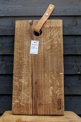 Broodplank Eiken Poijke 40 cm