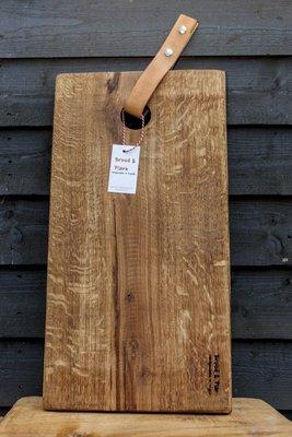 Broodplank  Eiken Poijke 60 cm