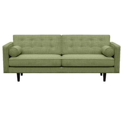 Ethnicraft: N101 Sofa 3-zits Olive Green