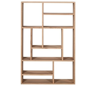 Ethnicraft M rack small oak