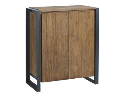 D-Bodhi Fendy klein dressoir met 2 deuren