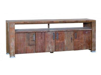 D-Bodhi Soul hoog dressoir 4 deuren 1 open vak