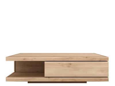 Ethnicraft Flat coffee table oak