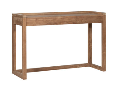 Ethnicraft Frame desk teak