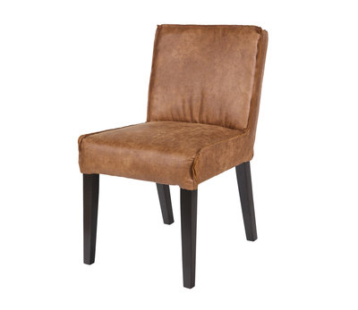 BePureHome Dining Chair Rodeo cognac