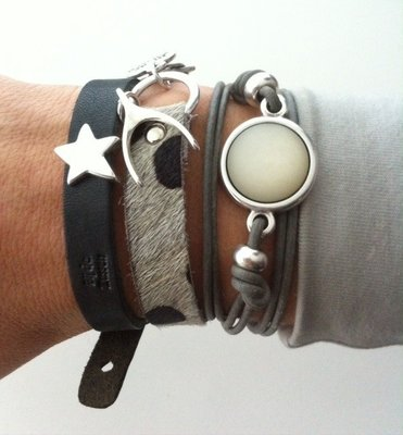Armband mix&match black