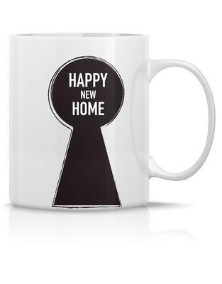 Mug 'Happy new home'