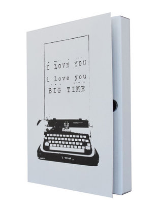 Notebook 'I love you '