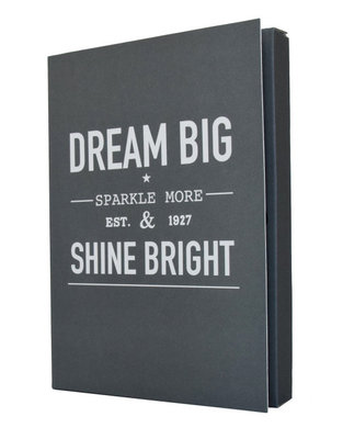 Notebook ' Dream big '