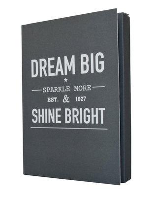 Notebook ' Dream big '