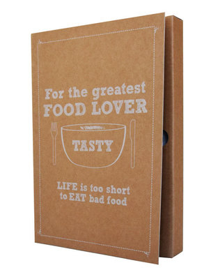 Notebook 'For the greatest food lover'