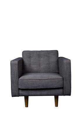 Ethnicraft N101 Sofa Ash Grey
