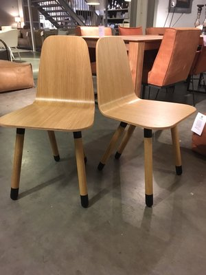 Sale! Set van 2 stoelen B- Happy Spoinq