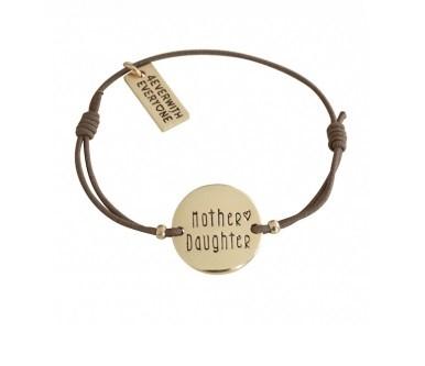 4everwitheveryone armbandje: Mother ♥ Daughter