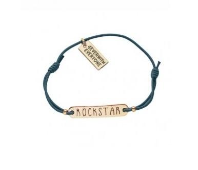 4everwitheveryone armbandje: Rockstar 4everwitheveryone