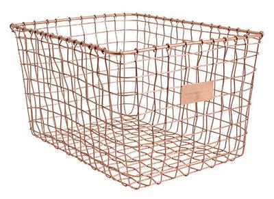 Bodilson draadmand Box koper