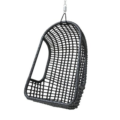 HK Living : Outdoor Hanging chair black