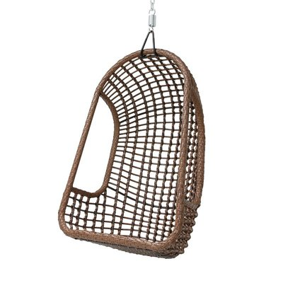 HK Living : Outdoor Hanging chair brown