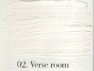 L'Authentique: Krijtverf 02 Verse Room