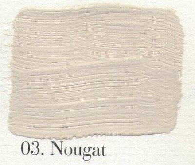 L'Authentique: Krijtverf 03 Nougat