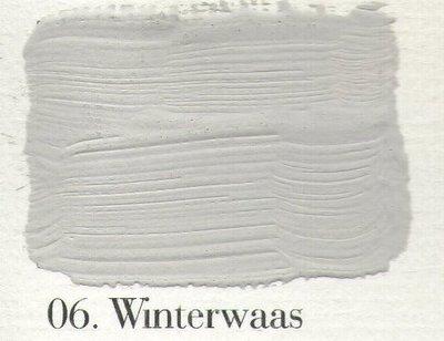 L'Authentique: Krijtverf 06 Winterwaas
