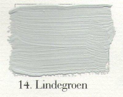 L'Authentique: Krijtverf 14 Lindegroen