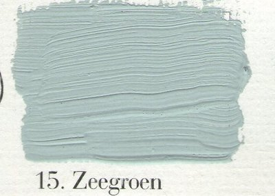 L'Authentique: Krijtverf 15 Zeegroen