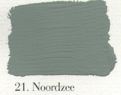 L'Authentique: Krijtverf 21 Noordzee