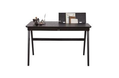BePureHome Desk Oxford zwart