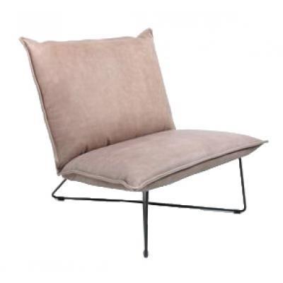 Jess Design fauteuil Earl hoge rug
