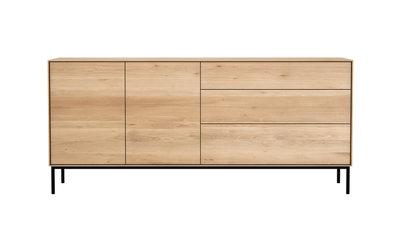 Ethnicraft oak Whitebird sideboard