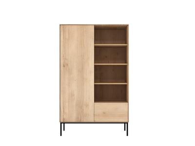 Ethnicraft Whitebird storage cupboard oak