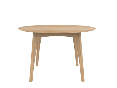Ethnicraft Osso round table oak