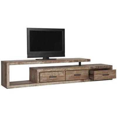 D-Bodhi Soul TV meubel, 3 laden rechts, 1 open vak