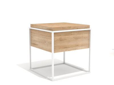 Ethnicraft Monolit side table M oak