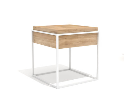 Ethnicraft Monolit side table S oak