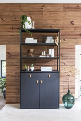 Bodilson bookcase strong