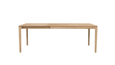 Ethnicraft Bok extendable dining table oak 140-220cm