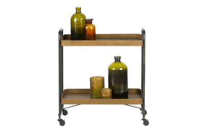 BePureHome Rusty trolley