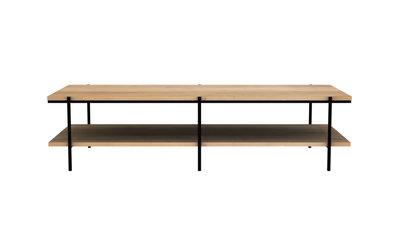 Ethnicraft Rise coffee table oak