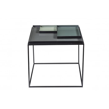 Bodilson coffee table match green