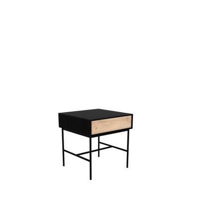 Ethnicraft blackbird bedside table