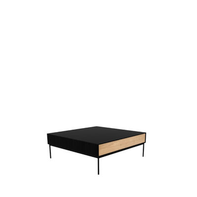 Ethnicraft blackbird coffee table
