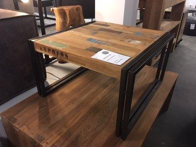 Sale Showmodel D-bodhi salontafel vierkant