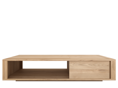 Ethnicraft Shadow coffee table oak