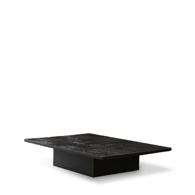 Ethnicraft Ancestors Tabwa block coffee table