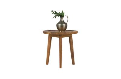 Vtwonen Sprokkeltafel hout naturel 60x45x45cm