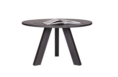 Woood eettafel Rhonda blacknight 129