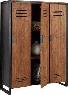 D-Bodhi Fendy locker large 3 deuren